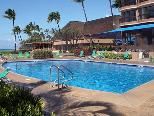 Royal Lahaina Hotel Maui Hawaii pool