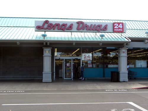 Long's Drugs Kahului