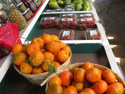 Kula Country Farms oranges